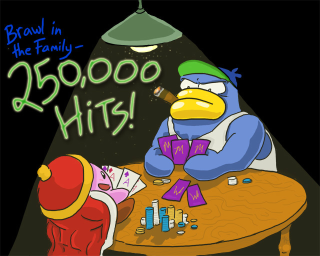 250,000 Hits