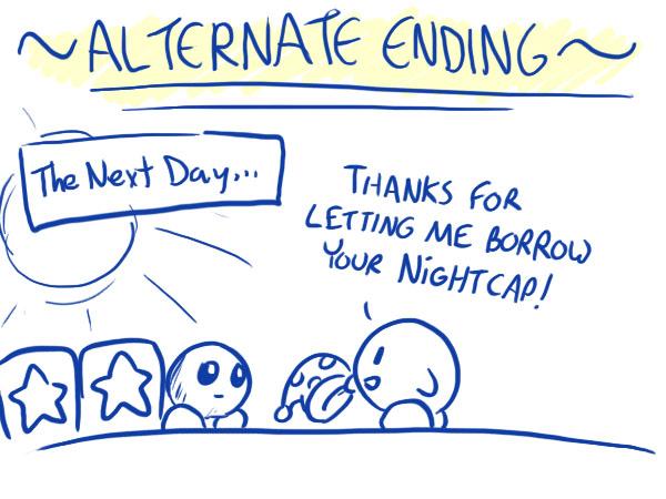 Alt Ending