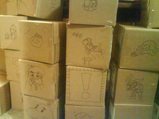 Box art!