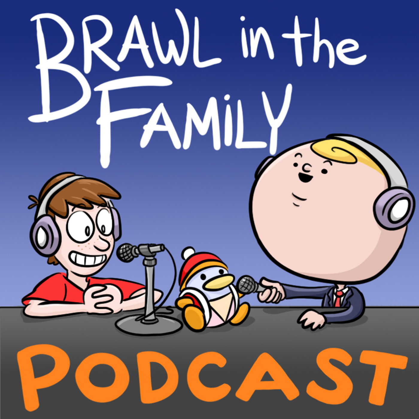 The Brawl in the Family Podcast