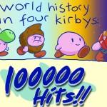 100,000 Hits!