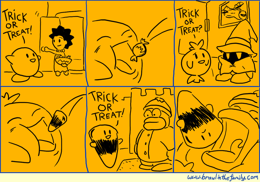 098 – Trick or Treat