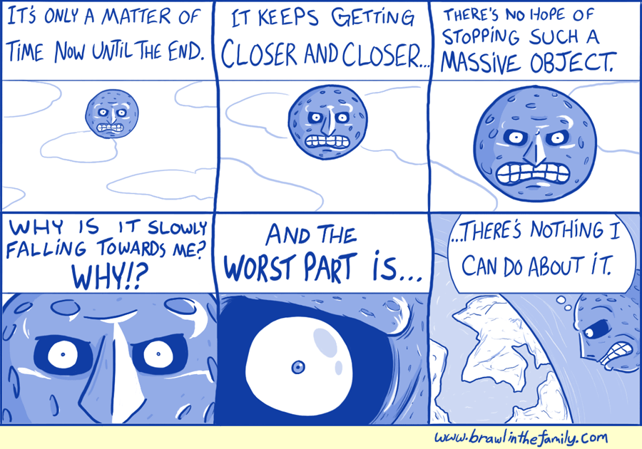 At least now we know the story behind the Moon's Tear.