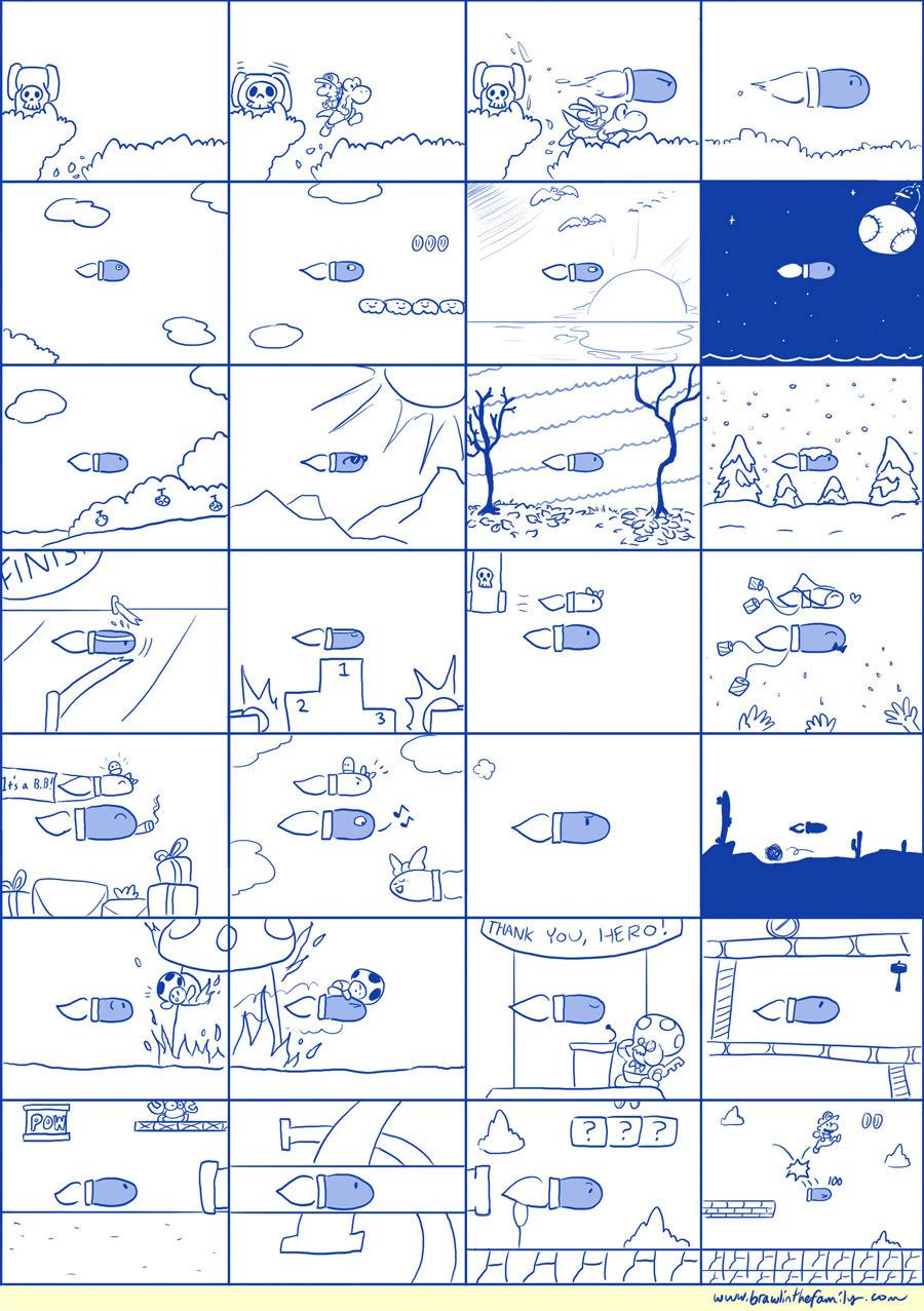 288 – Bullet Bill