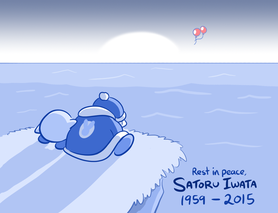 Tribute to Mr. Iwata