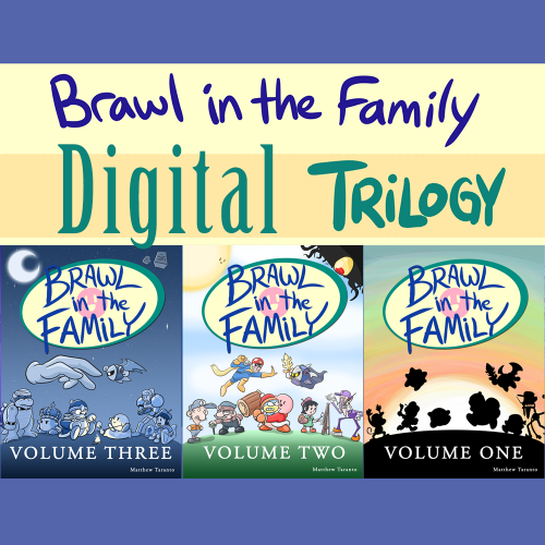 Brawl in the Family Complete Trilogy (Digital Edition)
