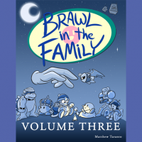 Brawl in the Family Volume 3 (Digital Edition)